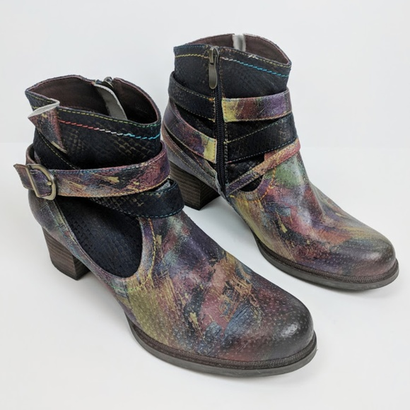 L'Artiste by Spring Step ... Shazzam Women's Ankle Boots sale free shipping 41IrNS5